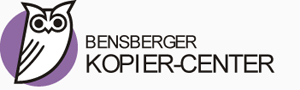 Logo Bensberger Kopier-Center